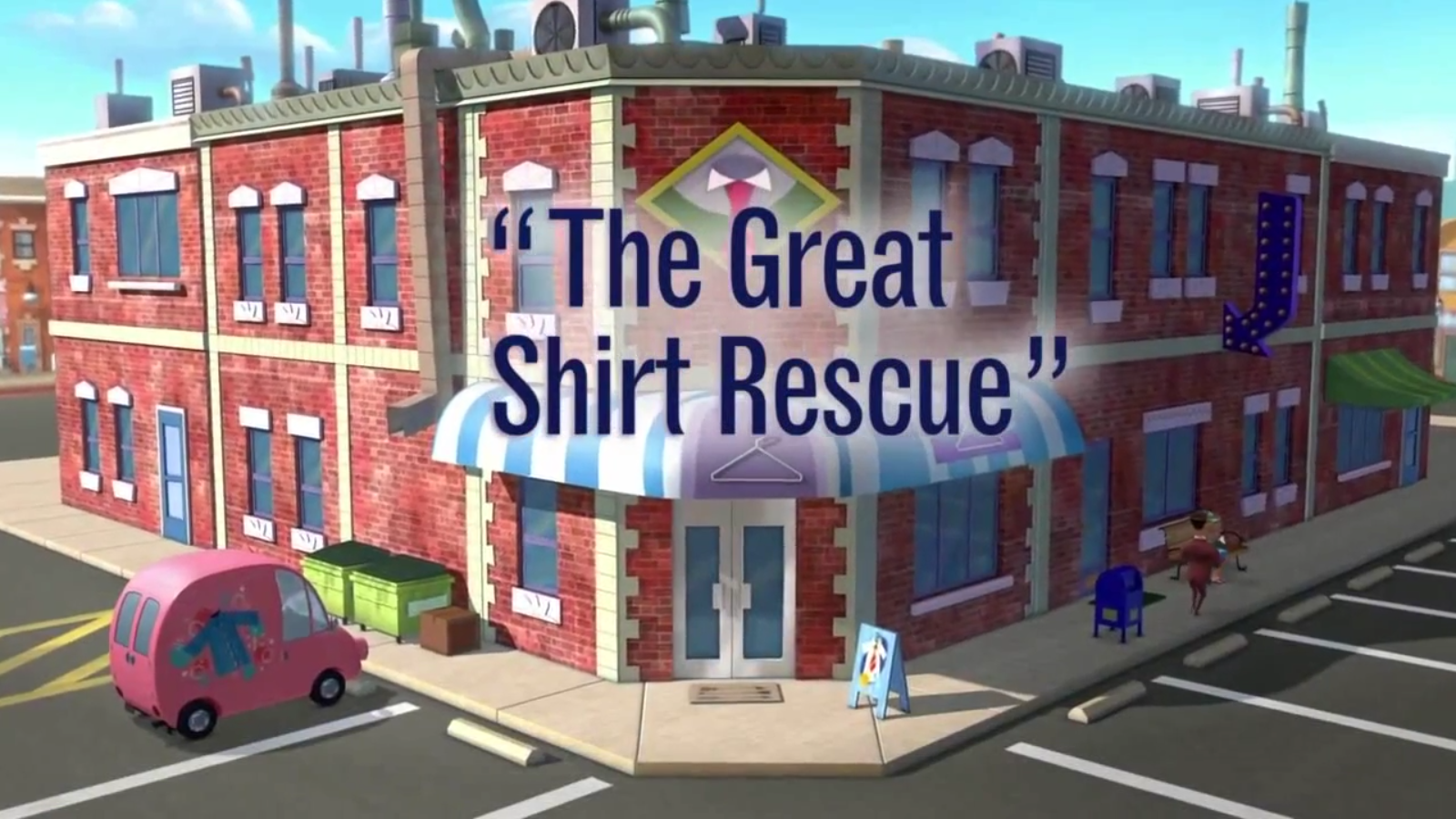 The Great Shirt Rescue