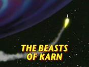 The Beasts of Karn