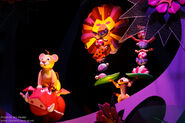 Lion King It's a Small World