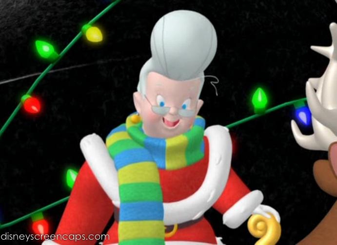 La Sra. Claus