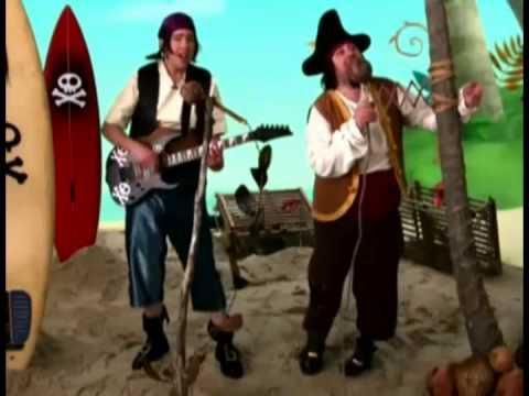 Castaway on Pirate Island
