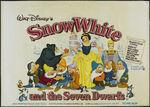 Snow white uk poster 1980