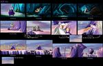 The Princess and the Protector storyboard 5