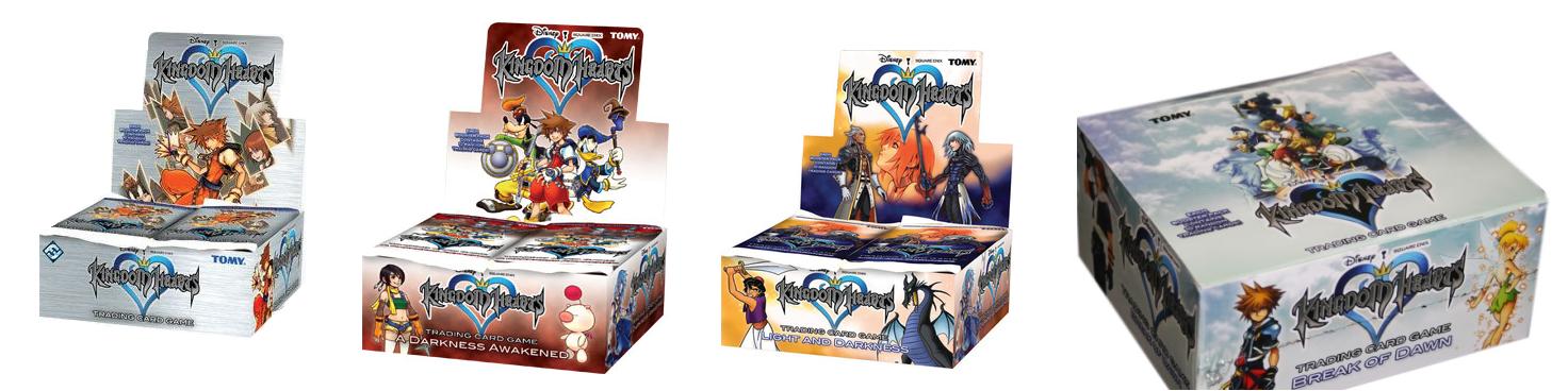 Kingdom Hearts Trading Card Game