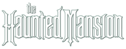 Disney Parks - The Haunted Mansion - Transparent Logo.png