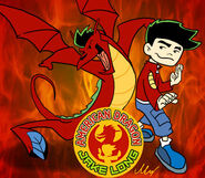Jake long from american dragon by martinsgraphics-d7jopwa