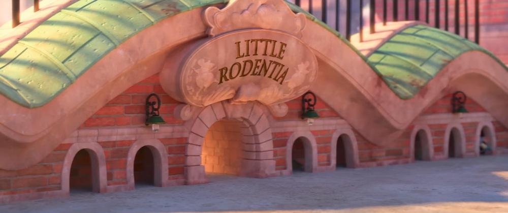 Mini Rodencia