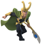 Loki DisneyINFINITY