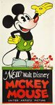 Mickey movie poster-a