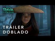 Raya y El Último Dragón - Tráiler Oficial Doblado