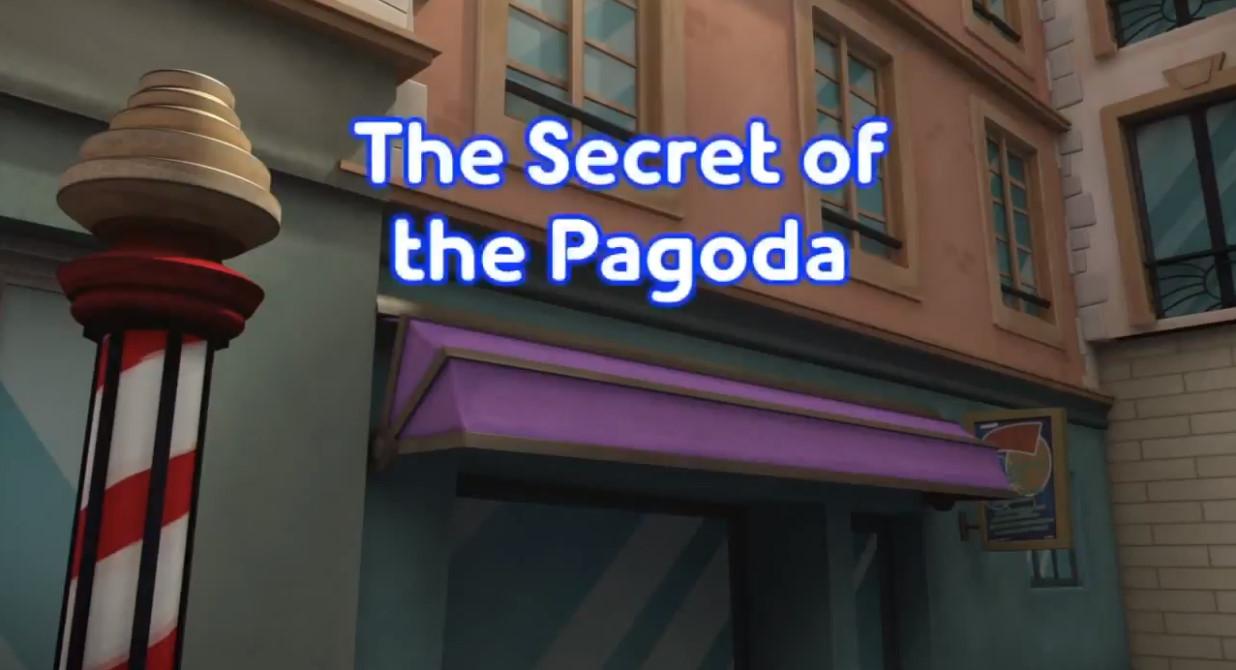 Secret of the Pagoda