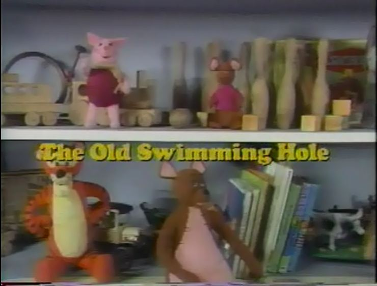 The Old Swimming Hole