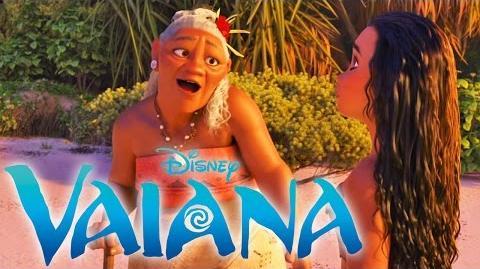 VAIANA - Filmclip Die verrückte Alte Disney HD