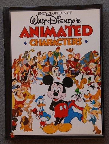 Encyclopedia of Walt Disney's Animated Characters