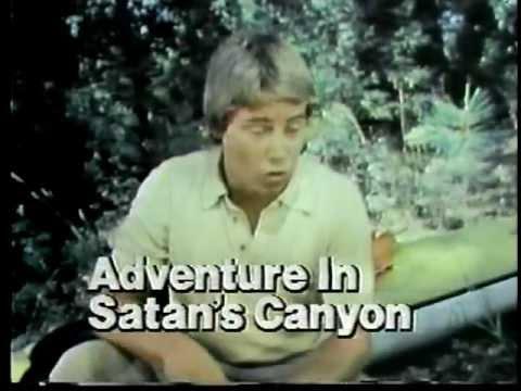 Adventure in Satan's Canyon
