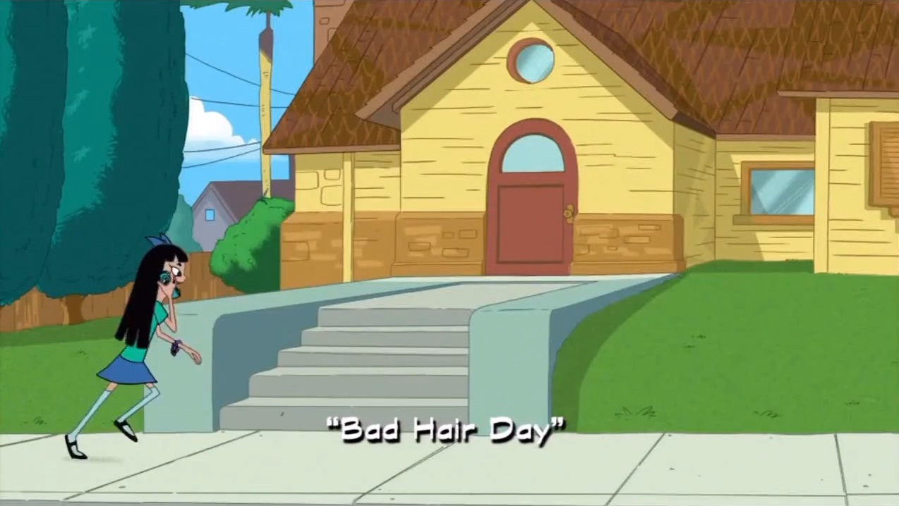 Bad Hair Day (Phineas and Ferb)