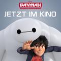 Baymax startet im Kino
