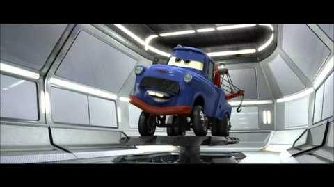 Carros 2 Programa de Disfarces - Mate