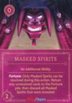 DVG Masked Spirits