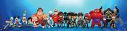 Disney Epic Quest Character Line up
