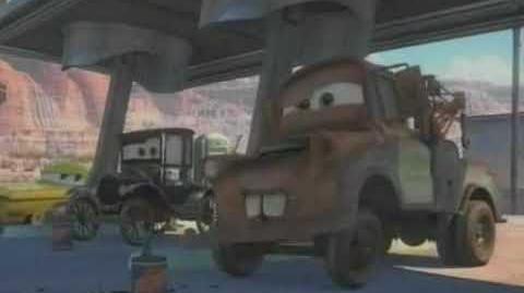 Disney Pixar's Cars DVD Commercial 2006