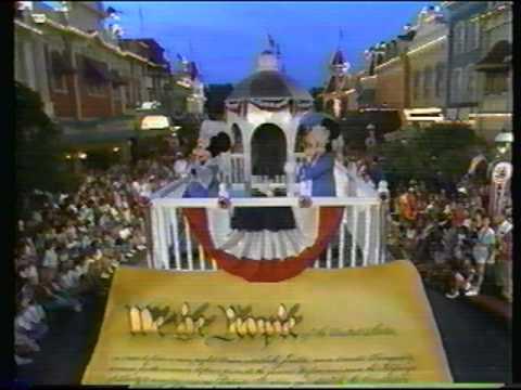 Walt Disney World 4th of July Spectacular