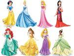 Disneyprincess updatedapprearance 2013