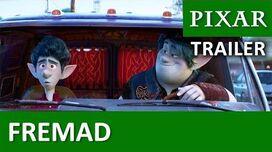 FREMAD_Ny_trailer_Official_Disney_Pixar_DK