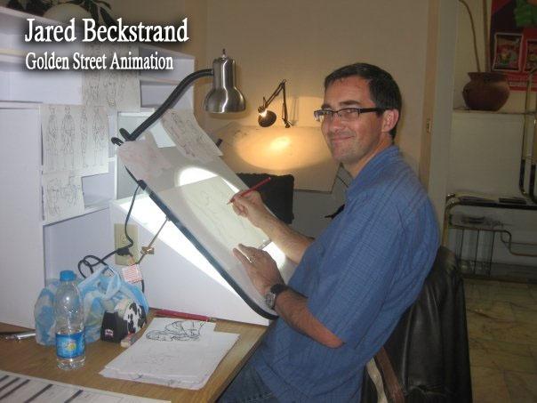 Jared Beckstrand