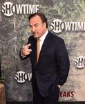 Jim Belushi Showtime's Twin Peaks premiere