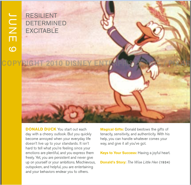 Donald Duck/Gallery/Printed Media