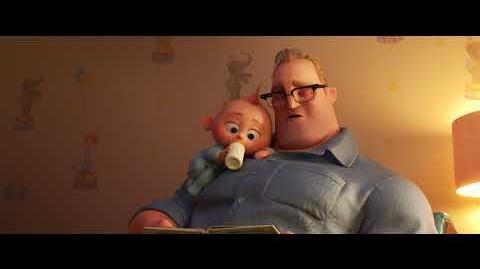 Los Increíbles 2, de Disney•Pixar - Adelanto Exclusivo