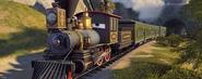 Muir lokomotywa