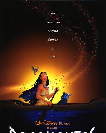 Pocahontas Disney Wiki Fandom