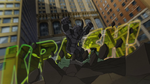 Rhino Krashing the Hulk USMWW