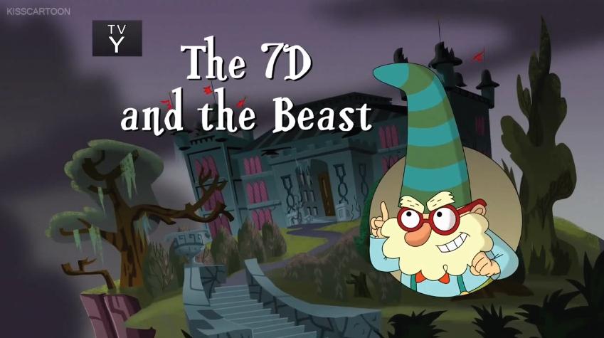 7d And The Beast Disney Wiki Fandom