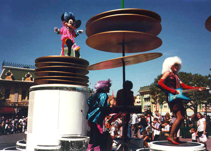 Totally Minnie (parade)
