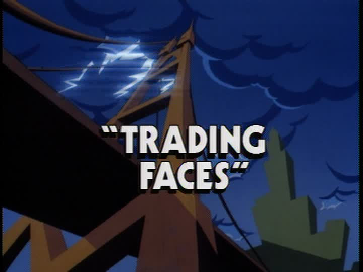 Trading Faces (Darkwing Duck)