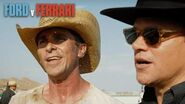 "FORD v FERRARI ""Happy Bill"" Clip 20th Century FOX"