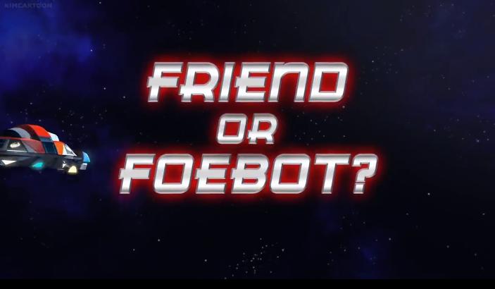 Friend or FoeBot