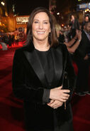 Kathleen Kennedy SW Rogue One premiere