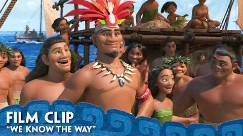 "Moana - ""We Know The Way"" clip"