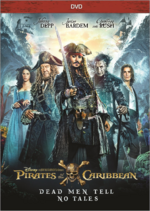 Pirates of the Caribbean - Dead Men Tell No Tales 2017 DVD.png