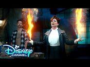 Shadow Magic 😱 - Upside-Down Magic - Disney Channel-2
