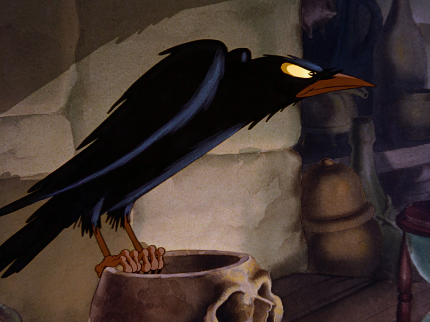 Raven (Snow White and the Seven Dwarfs)