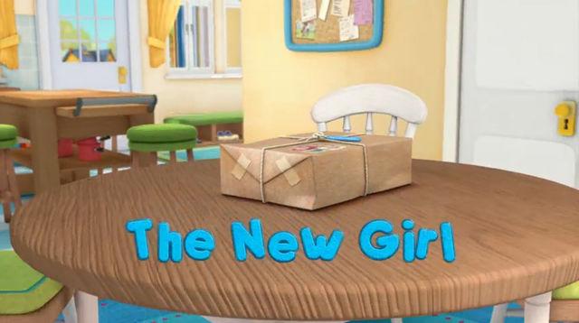 A Garota Nova