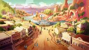 Town of big thunder valley