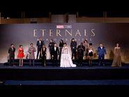 World Premiere - Marvel Studios' Eternals