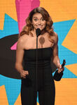 Alyson Stoner Streamy Awards