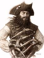 Blackbeard McShane Potc Ost Concept Art IV